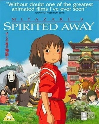 Spirited Away (2001) Watch Full Animated Movie Online - Free Animated Movies | Free Animated Movies and Online Games | Scoop.it
