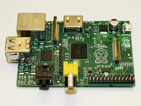 Build your own smartphone with Raspberry Pi | Raspberry Pi | Scoop.it