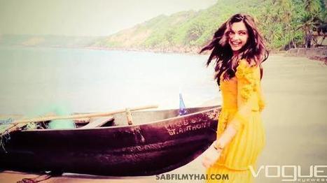 Deepika Padukone Hot Photoshoot for Vogue Eyewear 2015 | Bollywood News,Gossips,Photoshoots,Movie Reviews | Scoop.it