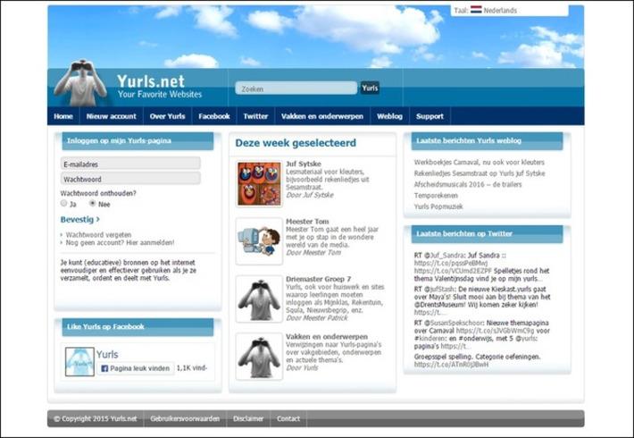 Edu-Curator: Hoe volg je jouw favoriete 'Yurls'-pagina's via RSS..? | Educatief Internet - Gespot op 't Web | Scoop.it