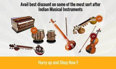 Buy Musical Instruments | Music Instruments | Scoop.it