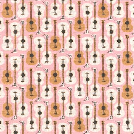 Heather Ross Far Far Away Fabric Yardage Sale par bertiesfabric | Marble Science & Arts | Scoop.it