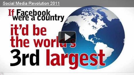 Social Media Revolution Video 2011 **New** | Socialnomics | Social Media Strategist | Scoop.it