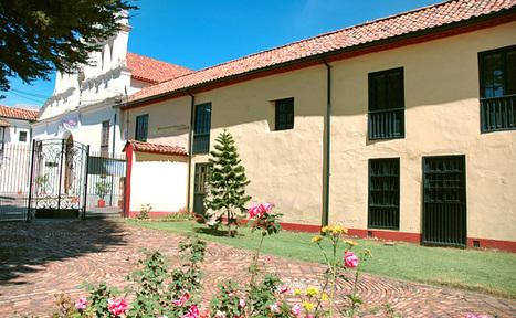 Claustro de Las Aguas en Bogotá comienza su restauración   POR BOGOTA   Scoop.it