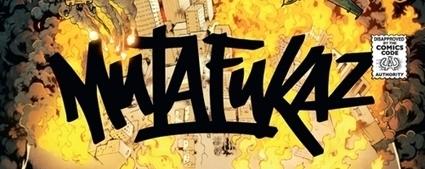 Interview de RUN pour Mutafukaz tome 4 ! | A propos de la bande dessinée | Scoop.it