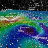 Un nuevo mapa del Universo en 3D recorre 300 millones de años luz | CienciaHoy | Scoop.it