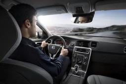 Le système Volvo Sensus Connect « communique » avec l'environnement de la voiture   Société Connectée   Scoop.it