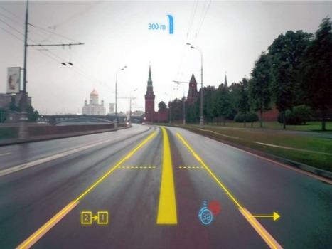 Wayray: la réalité augmentée au volant | aze | Scoop.it