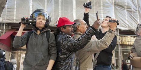 Vidéo et lacrymo : leurs vies de reporters en manif | Presse en vrac | Scoop.it