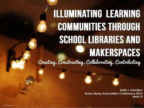 Library Makerspaces | Makerspaces + Libraries | Scoop.it