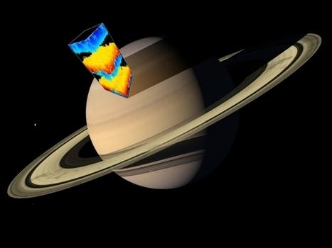 La convection en couche permet d'expliquer l'anomalie de luminosité de Saturne | Articles de presse - actualités scientifique - Observatoire de Lyon - CRAL | Scoop.it