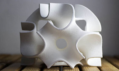3D-printed sugar could be icing on the cake for kitchens of the future | 3D printing | Scoop.it