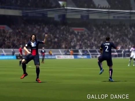 Un tutorial con las nuevas celebraciones en FIFA 14 - ENTER.CO | Futbol | Scoop.it