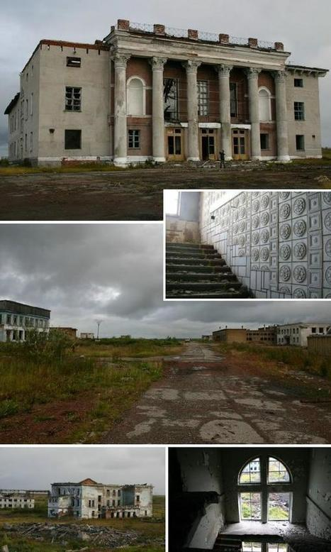 6 Ghost Towns and Abandoned Cities of Eurasia | | Modern Ruins, Decay and Urban Exploration | Scoop.it