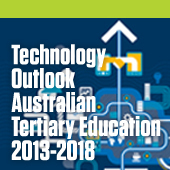 Technology Outlook -  Australian Tertiary Education 2013-2018 | Integración de las tecnologías en educación superior | Scoop.it