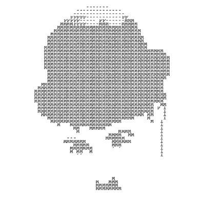 JoSeMaRio: ASCII | ASCII Art | Scoop.it