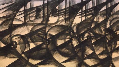 Giacomo Balla: auto, aerei e cani al guinzaglio inseguono la velocità futurista   Arts vivants, identité européenne - Living Arts, european Identity   Scoop.it