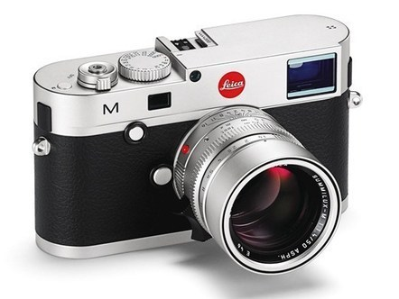Leica announces 'M' 24MP live view full-frame CMOS rangefinder with movies | Still News | Scoop.it
