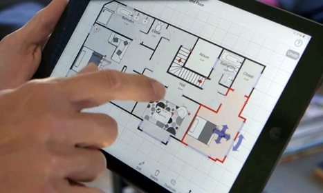 New version of MagicPlan mobile app streamlines creation of accurate floor plans | pixels and pictures | Scoop.it