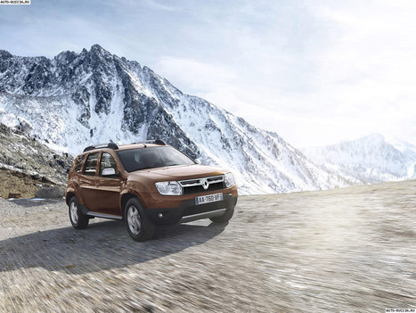 Renault to unveil Duster 4WD+AT variant in Russia next year | AllOnAuto.com | New Cars and Bikes in India | allonauto.com | Scoop.it