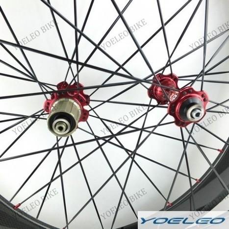 Clincher Wheels - Carbon Clincher Wheelset 60MM+88MM Bike | clincher wheels | Scoop.it