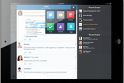 Salesforce rolls out new mobile features for its Chatter social network   wearable and moving marketing   Scoop.it