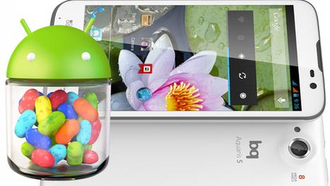 "Bq Aquaris 5, el smartphone low cost 100% español   Informática ""Made In Spain""   Scoop.it"