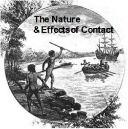 YR4. First Contacts. The Nature & Effect of Contact | AC History | Scoop.it