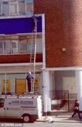 6 Simple Steps to Avoid Ladder Accidents…and Fines | Occupational Deaths and Injuries | Scoop.it