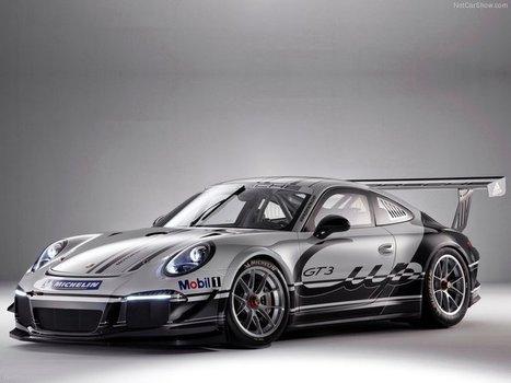 2013 Porsche GT3 Cup Car Unveiled | Auto Blog | News | Scoop.it