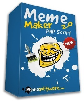 [GET] Start Your Very Own MeMe Maker Website with the Web Most Powerful Script | Panda CashBack | Scoop.it