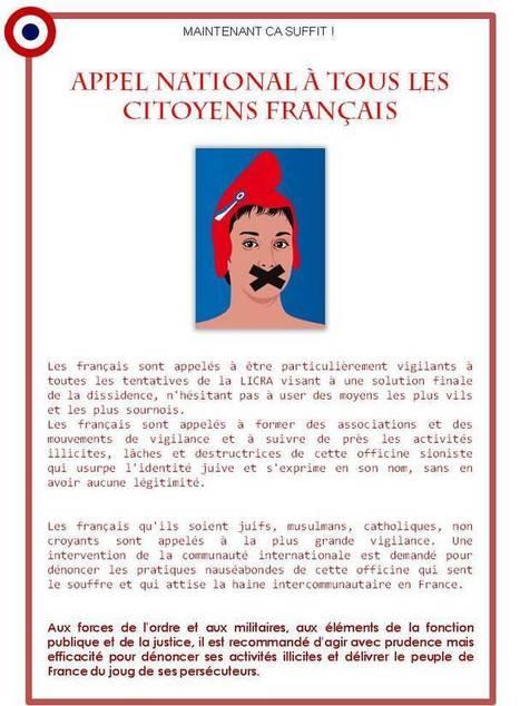 Procès DIEUDO - Ce Ven 13 dec 2013 - 17ème chb 13H30 AU TGI de Paris (métro cité) | Toute l'actus | Scoop.it