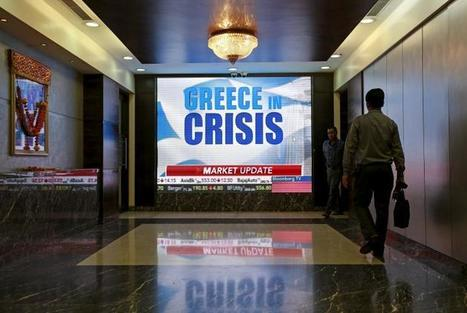 #URGENT 'Global Stock Markets PLUNGE In Europe, Asia On Looming Greece Default' | News You Can Use - NO PINKSLIME | Scoop.it