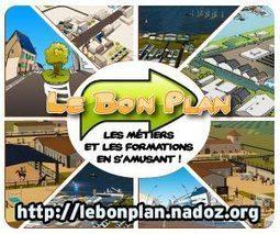 nadoz.org : information, orientation sur les métiers et les formations en Bretagne   Métiers du livre : maquettiste   Scoop.it