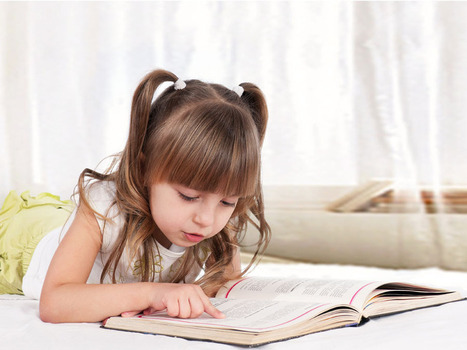 Raise A Reader: A Parent Guide to Reading for Ages 3-5 | Leadership, Innovation, and Creativity | Scoop.it
