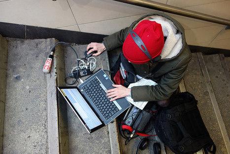 Révolution numérique : les journalistes face au nouveau tempo de l'info   Clemi Strasbourg   Scoop.it
