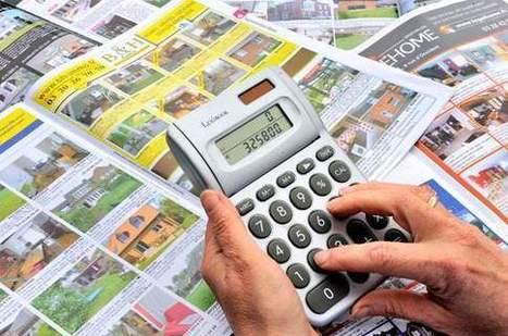 Crédit immobilier : la hausse des taux se confirme - Les Échos | Immobilier | Scoop.it