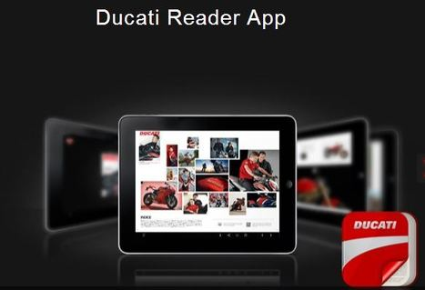 Ducati - Ducati Reader App | Ducati.com | Desmopro News | Scoop.it