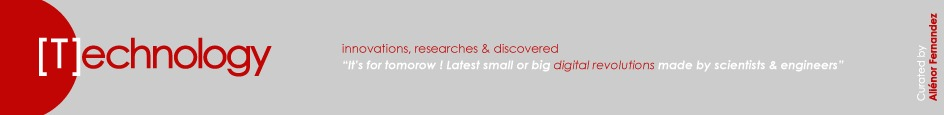 [technology + digital] - innovations, researches & discovered