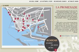 Promenade littéraire / Le Havre | Le Havre | Scoop.it