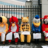 Wearing Cosplay Outfits Is the Best Way To Protest | Cosplay News | Scoop.it