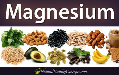 Magnesium Fights Diabetes: Study | What about? What's up? Qué pasa? | Scoop.it