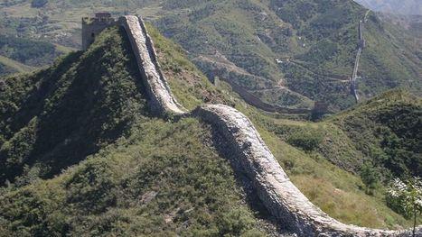 Les Chinois démantèlent la Grande Muraille pour construire leurs maisons | Immobilier | Scoop.it