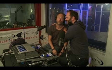 Spotify, Radiohead's Nigel Godrich argue over artist compensation ... | Streaming | Scoop.it