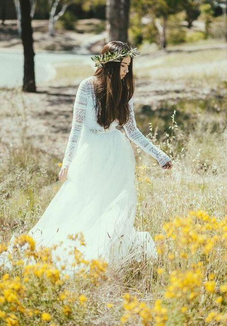 Bohemian inspired Crochet wedding ideas | sweet heart | Scoop.it