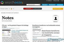 Searcheeze : un nouvel outil de curation | Veille_Curation_tendances | Scoop.it