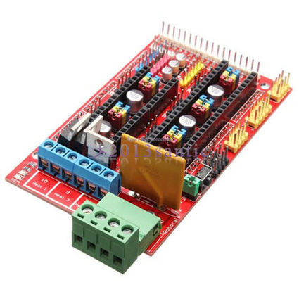 3D Printer Controller Board Module for Ramps 1 4 RepRap Prusa Mebdel New | eBay | 3D Printing and Fabbing | Scoop.it