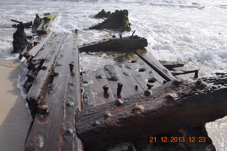 Mystery Shipwreck found near Fort Morgan | All about water, the oceans, environmental issues | Scoop.it