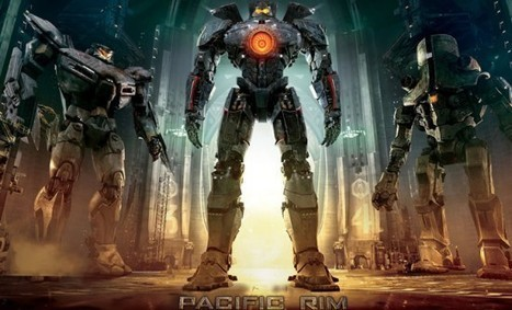 New Pacific Rim Trailer With Extra Footage | General News And Stories | Scoop.it