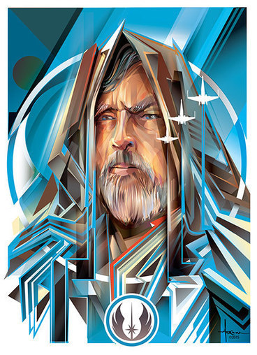 The Force Is Strong with Orlando Arocena | #Design | Scoop.it